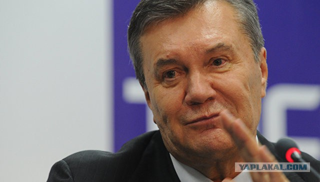 Экс-президент Украины Виктор Янукович заявил, что хотел бы возвращения Крыма в состав Украины