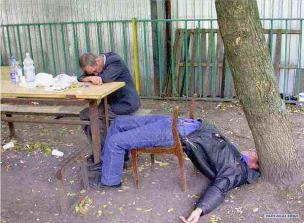 Фото с пьянок на природе 1 фотография
