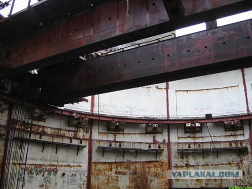 Крымская АЭС - самая дорогая в мире атомная дискотека.