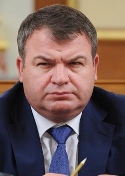 Анатолий Сердюков стал главой двух комитетов двигателестроительной корпорации