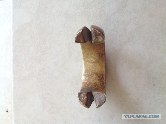 Странная штуковина из Африки