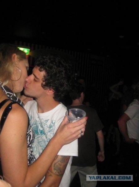 Крайне печальная история пьяного поцелуя