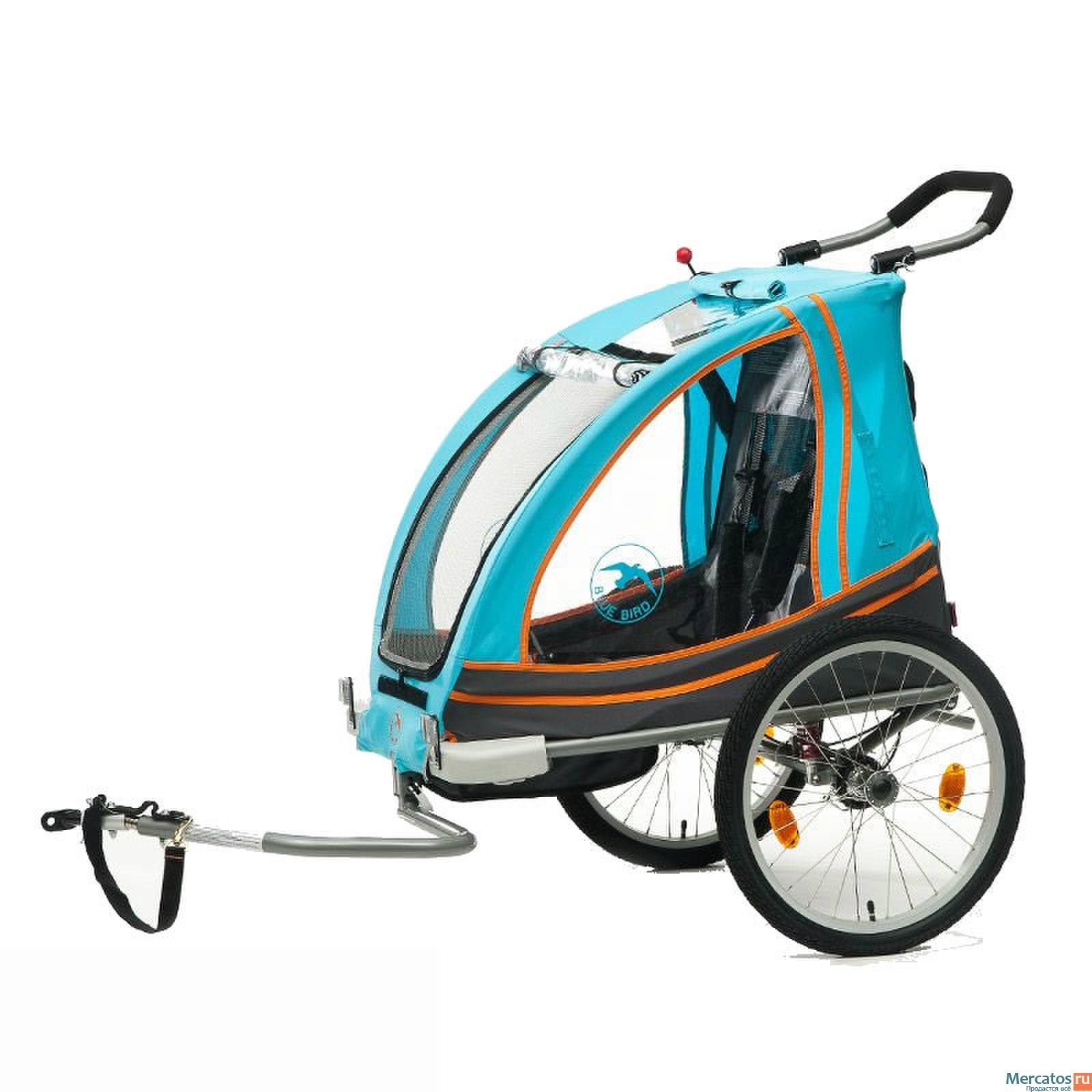 прицеп к велосипеду для перевозки детей своими руками