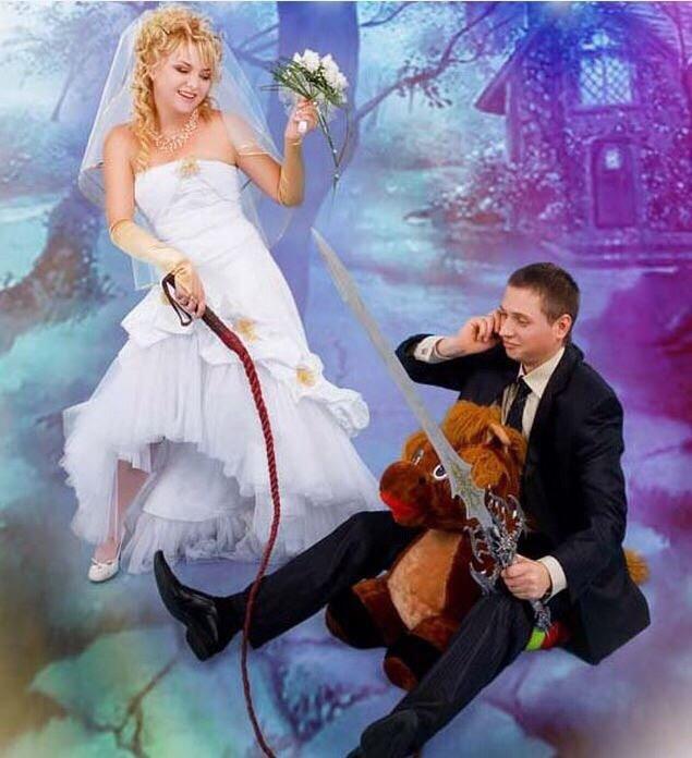 Перегар свадебного фотографа