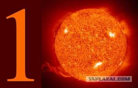 Солнечные факты (8 фото+буквы)