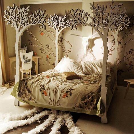 Удивительные кровати