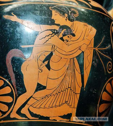 Фото древнегреческих рисунков