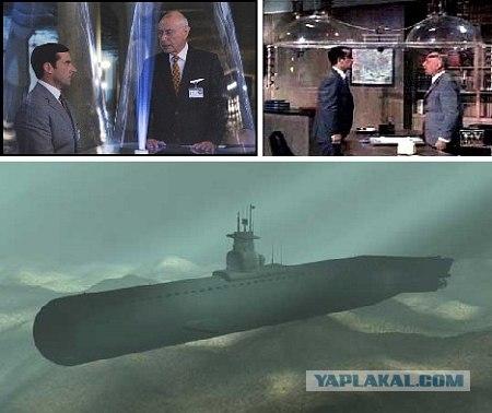 подводная лодка невидимка фильм