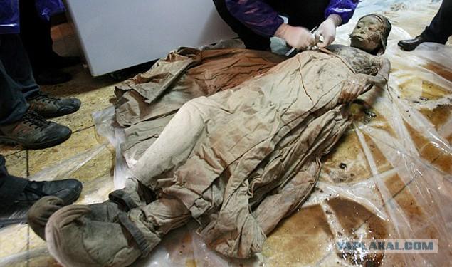 Тайна живых мертвецов на Востоке раскрыта