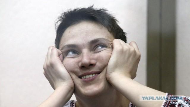 Савченко заявила о готовности стать министром обороны Украины