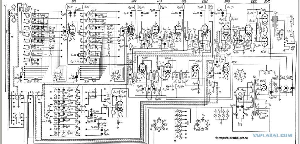 Алмаг-01 ремонт схема
