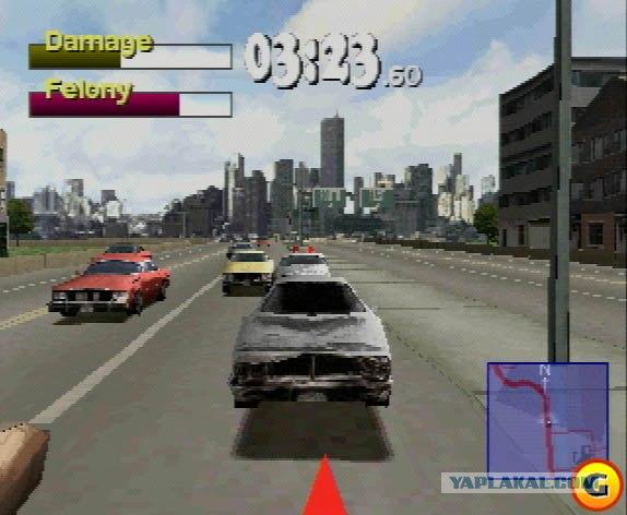 Все об игре Driver 2 - дата выхода, системные требования, скачать