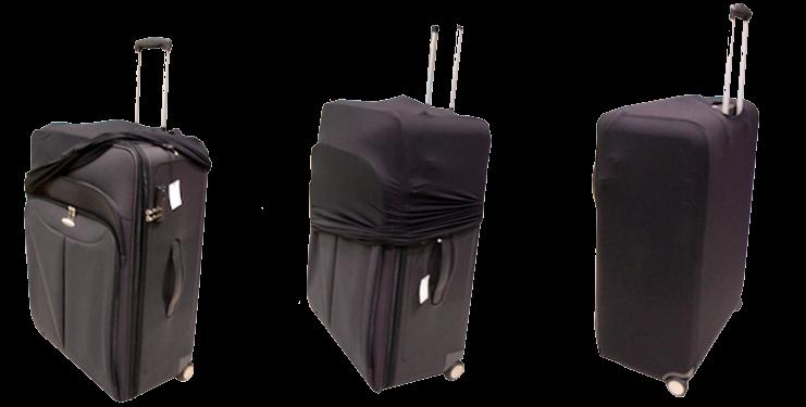 Чехол на чемодан своими руками выкройки 74