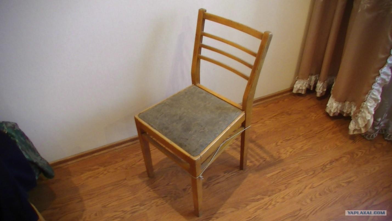 Ремонт и реставрация стула своими руками: полезные советы 93