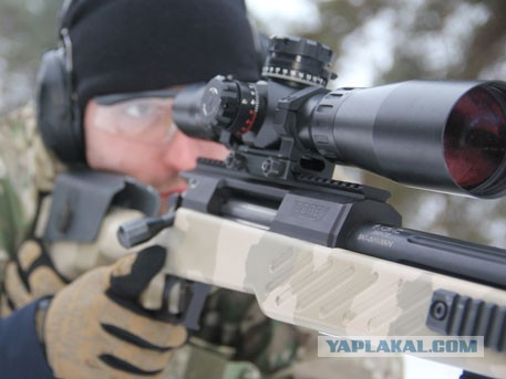 Мировой рынок винтовок завоевывают русские