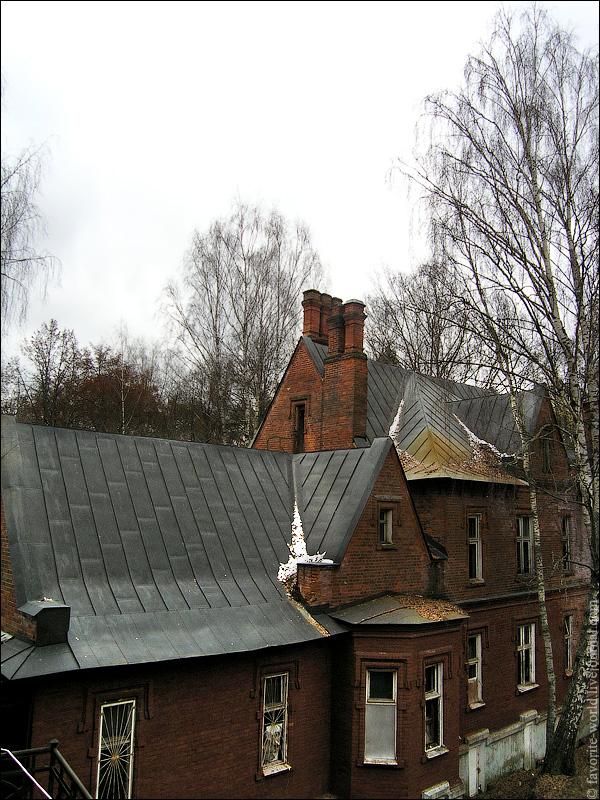 Замок Щербатовых. (48 фото)