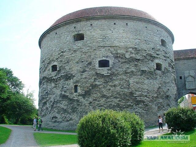 Таллин, город моего прошлого...