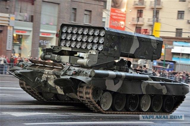 Огнеметы России