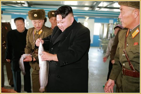 Военные сомоводы порадовали Полководца Ким Чен Ына