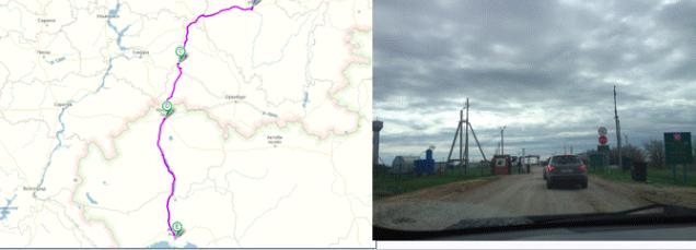 Отчет об автопробеге Россия -Казахстан-Узбекистан-Казахстан-Россия