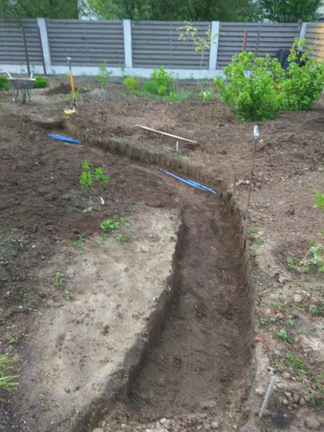 Как сделать садовую декоративную дорожку когда лень