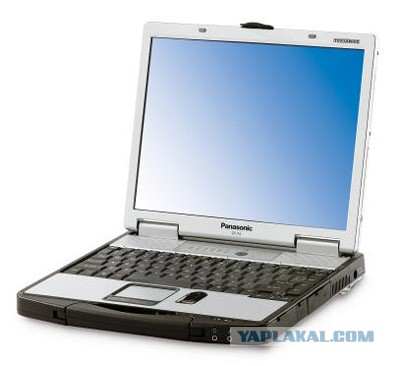 немолщный ноут Panasonic toughbook cf-74