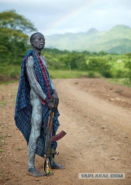 Фотографии людей, показывающие разнообразие населения планеты
