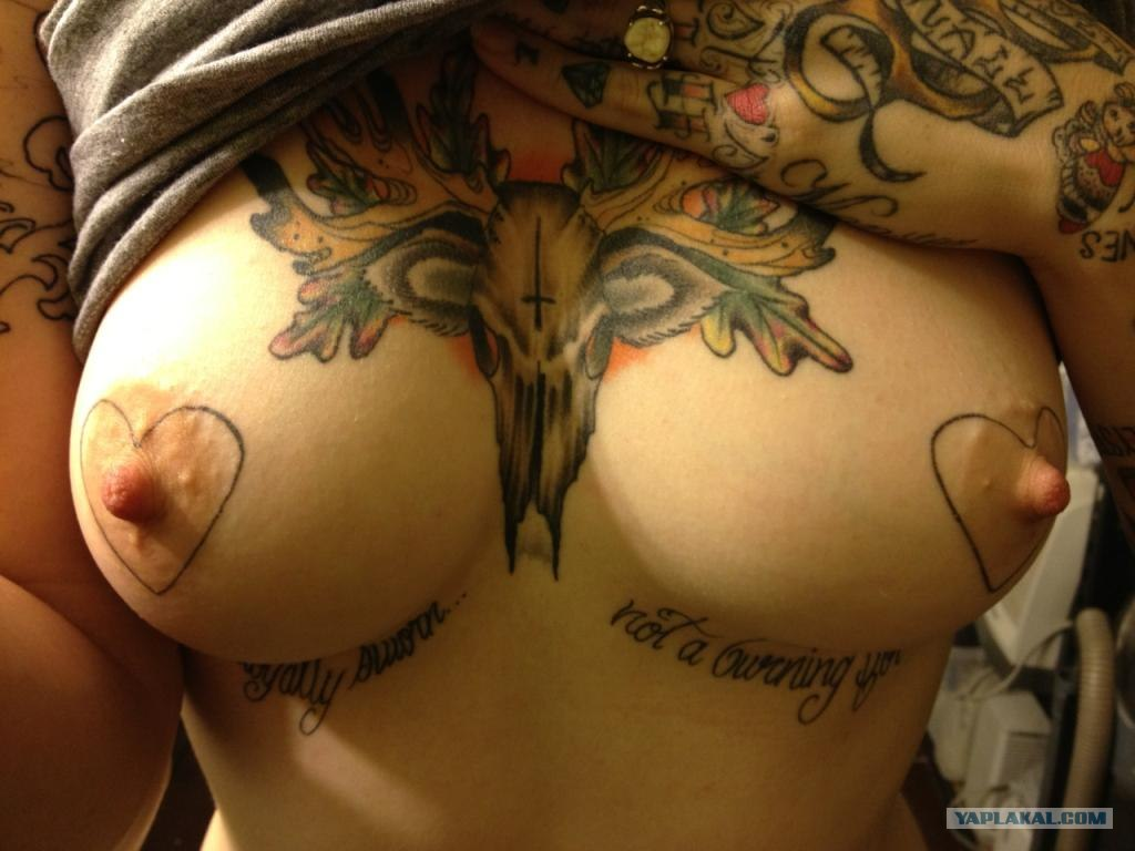 Татуировки сисек порно фото