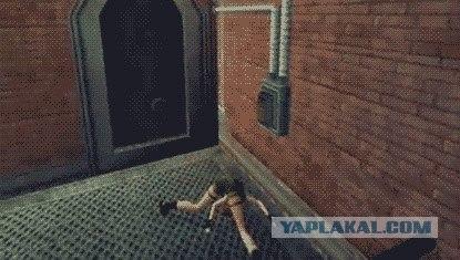 Невероятный прыжок Лары Крофт