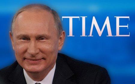 Журнал Time исключил Путина изрейтинга самых влиятельных людей