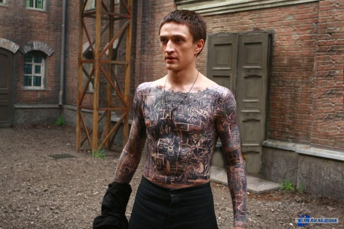 татуировки из фильма картинки
