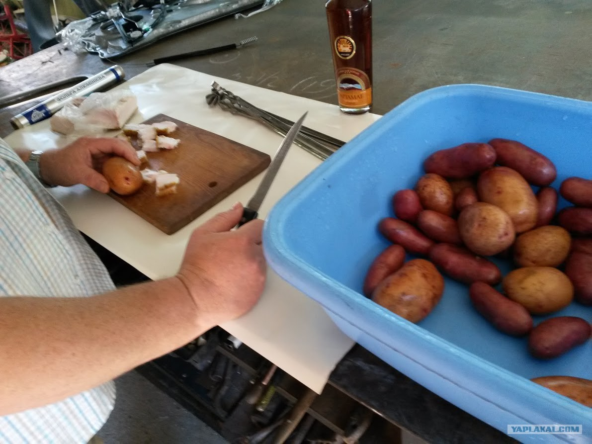 Поздравления с днем рождения картошка фото 352