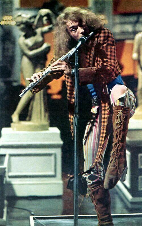 История рока: Jethro Tull