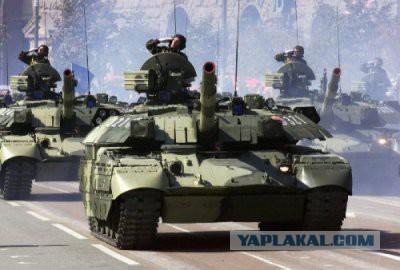 Россия готова нанести сокрушительный удар!