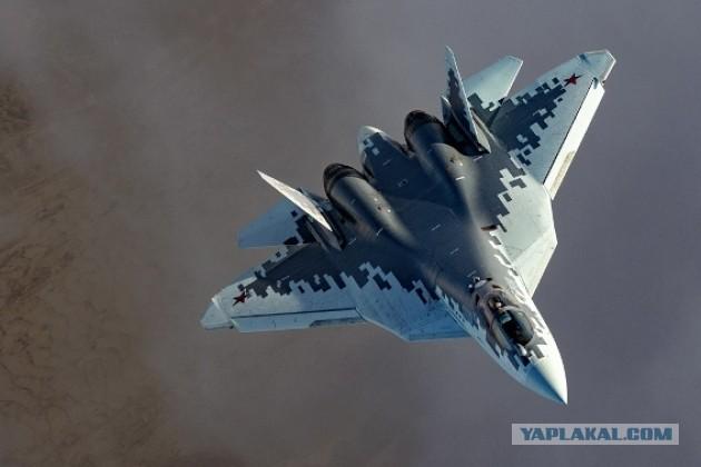 Мы не купим ни одного Су-57 у России: Индия окончательно отказалась покупать российские истребители