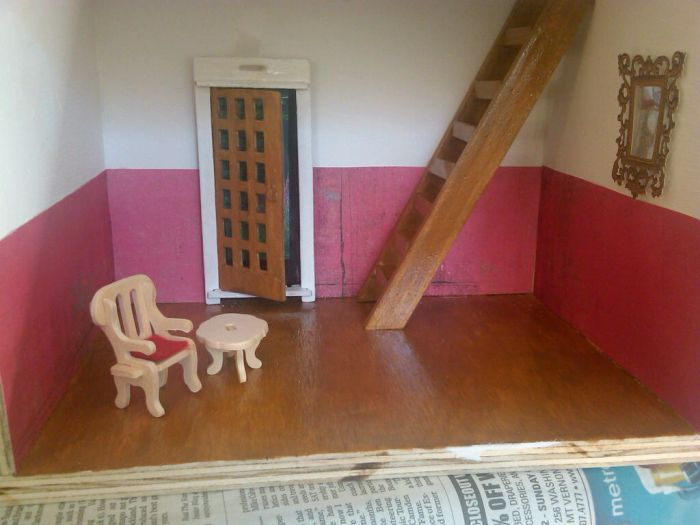 Комната для домовенка