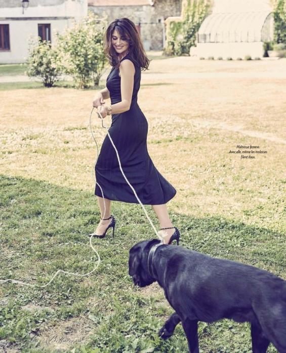 Моника Беллуччи рассказала о сексе после 50 и снялась обнаженной для журнала Paris Match