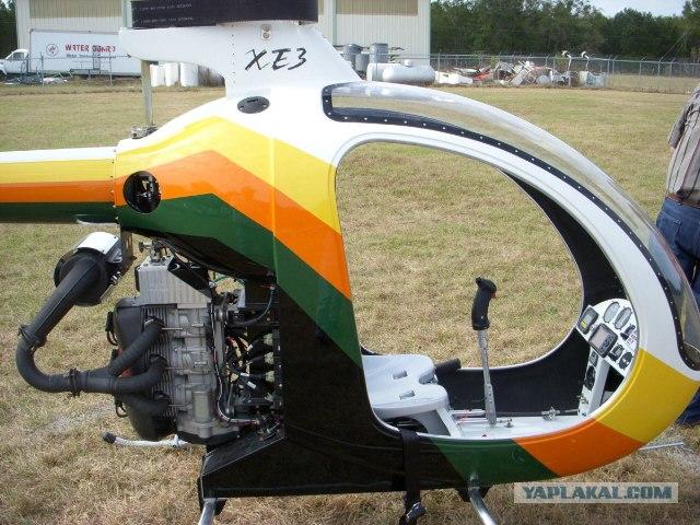 Модели вертолетов своими руками