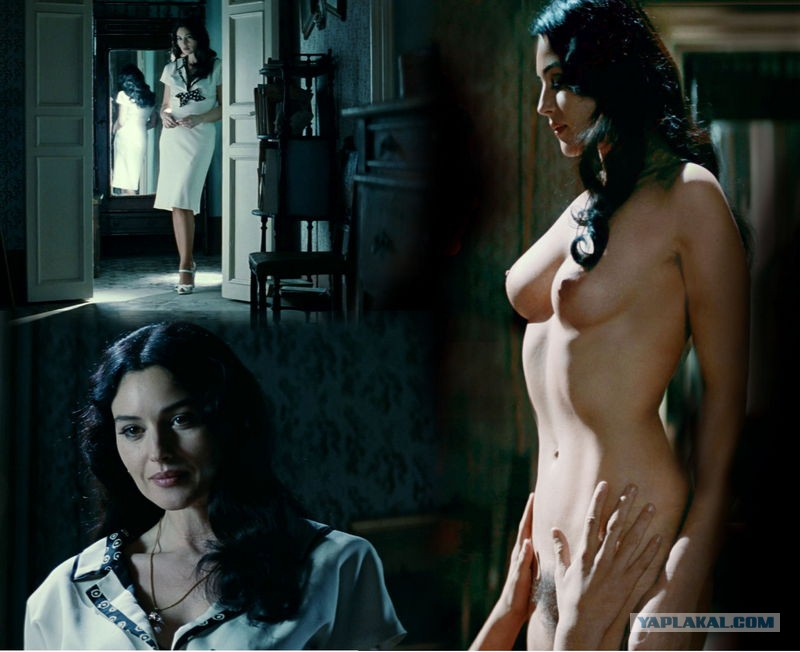 monica bellucci nude movie clips № 79449
