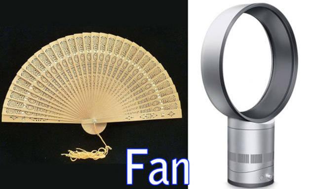 Эволюция предметов быта