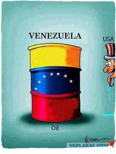 Коротко по Венесуэле. 24.01.2019