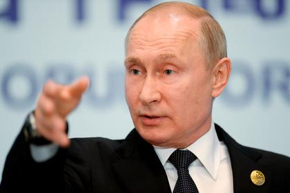 Путин заговорил об общем гражданстве с украинцами
