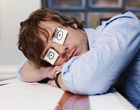 Как же хочется спать - ЯПлакалъ