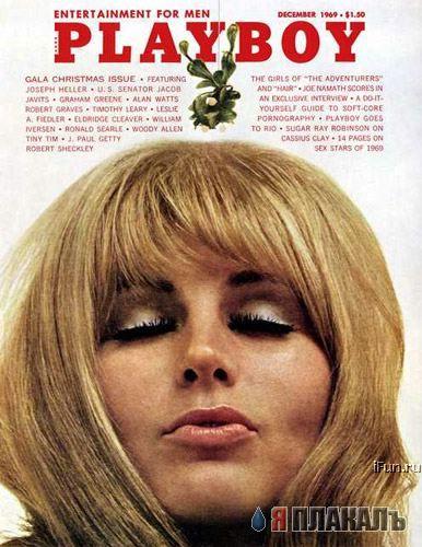 Девочки из Playboy 60-ых