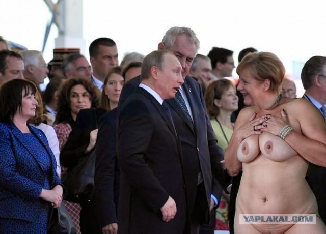 фото голой марины порошенко