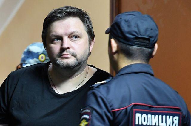 Суд приговорил Никиту Белых к 8 годам тюрьмы