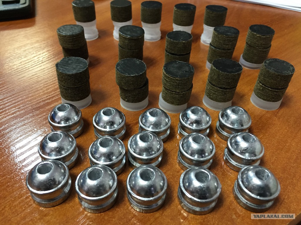 191Снаряжение патронов в домашних условиях 12 калибр