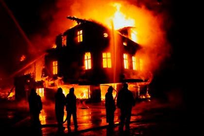 Десятилетняя девочка спасла пятерых родственников из горящего дома под Белгородом