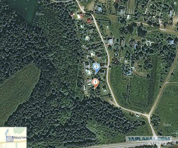 2 участка по 6 соток в Сергиев-Посадском районе
