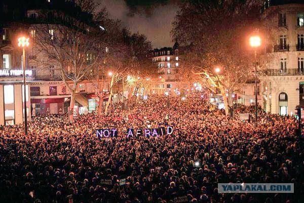 Пятница 13-го или новейшая история Парижа